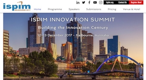 ISPIM Innovation Summit